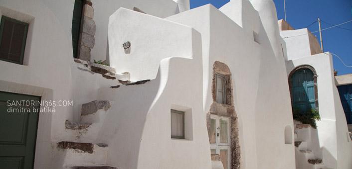 Emporio Village Santorini Island Travelers Information